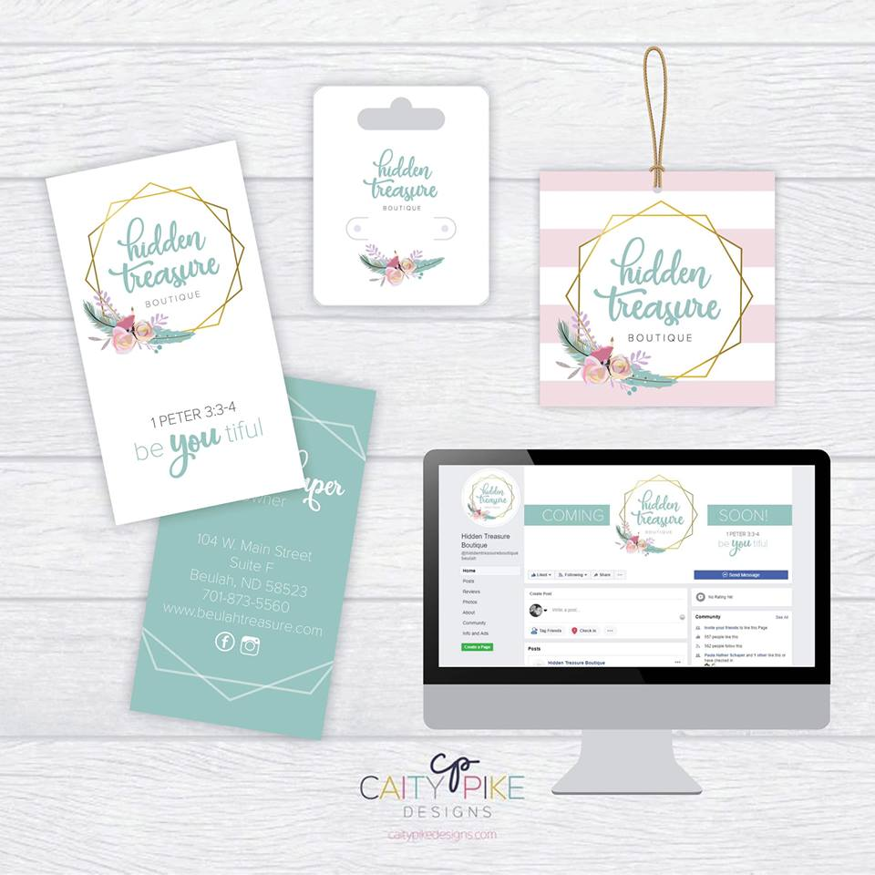 My Work | Caity Pike Designs